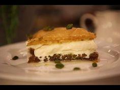 Puff Pastry Desserts, Fun Desserts, Tiramisu, Greek Beauty, Pie, Sweets, Syrup, Ethnic Recipes, Greece