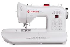 A great deal on this SINGER One Easy-to-Use Computerized Sewing Machine! Right now you can get this sewing machine for just $179.99 with FREE Shipping!