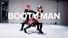 May j Lee & Koosung Jung teaches choreography to Booty Man(Cheek Freaks Remix) by Redfoo Learn from instructors of 1MILLION Dance Studio in YouTube! 1MILLION...