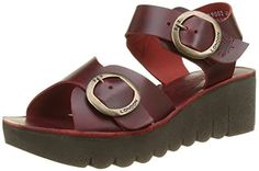 Fly London, Ladies Of London, Shoes With Jeans, Open Toe Sandals, Espadrilles, Belt, Amazon, Leather, Accessories