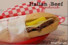 italianbeef2 thumb Slow Cooker Recipes: Italian Beef Sandwiches
