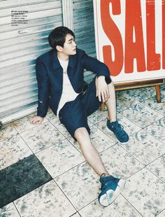 Onew | Cosmopolitan May Issue '16
