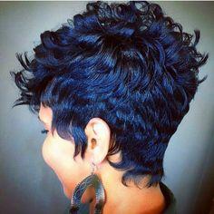 Beautiful Short Cut