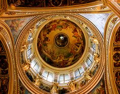 """Check out new work on my @Behance portfolio: """"Fresco under a dome"""" http://be.net/gallery/50382157/Fresco-under-a-dome"""
