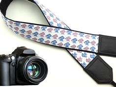 Monkey camera strap. Black DSLR / SLR Camera Strap. Durable, light weight and well padded camera strap. code 00021 *** To view further for this item, visit the image link. (This is an Amazon Affiliate link and I receive a commission for the sales)