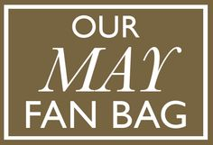Just for our fans! >> http://on.fb.me/FanBag