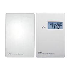Carbon Dioxide Transmitter with Temperature and RH% Option
