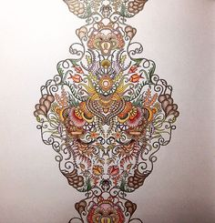 Lost ocean #coloringbook #lostocean #adultcoloringbook #myCreativeEscape