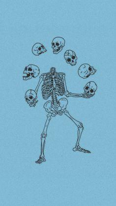 Aesthetic skeleton
