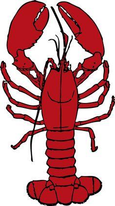 description crawfish or crayfish is a name of various crustaceous rh pinterest com  crazy fish clip art