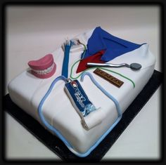 dentist cake!!!!!!!!!!!!