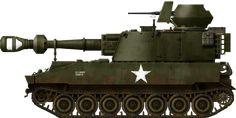 M109 Vietnam