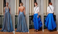 Looks from Rosie Assoulin's Spring/Summer 2015 Collection | Courtesy Rosie Assoulin