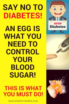 Egg Recipe To Control Your Blood Sugar