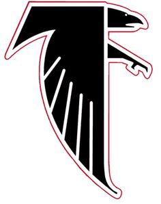 Let's take a look at the NFL logos for the NFC South division, and agree with me about which ones are the best and worst designs! Nfl Logo, Team Logo, Atlanta Falcons Memes, Bad Logos, Falcon Logo, Falcons Football, Football Helmets, Nfc South, All Nfl Teams