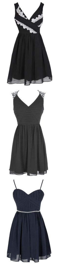 Little Black Dresses #LBD  - any and all of these...