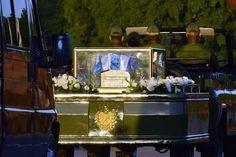 Cenizas de Fidel Castro llegan por última vez a Santiago de Cuba