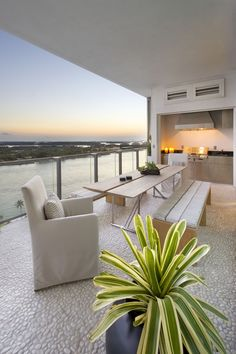 Terrace - Modern - Exterior/Patio - Images by SOJO Design | Wayfair