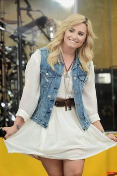 2013 performing made in the USA i think on good morning america
