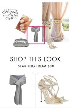"""I Do!"" by luxurydivas on Polyvore featuring Jimmy Choo"