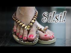 Chinelo Decorado: IMPERDÍVEL - COSTURA INVISÍVEL!!! Costura direto na tira - YouTube