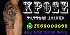Cover-Up Tattoo in Jaipur