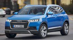 Audi Q1 pronta nel 2016