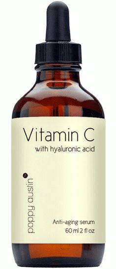 Vitamin C Serum by Poppy Austin Review - nice, gentle anti-aging product. Worth checking out.