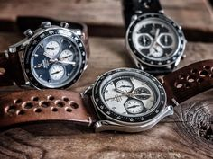 Nezumi Voiture - 3 watches