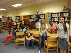 Hospitality at Hamshire-Fannett High School...ala 4th period!  What a great group of kids...