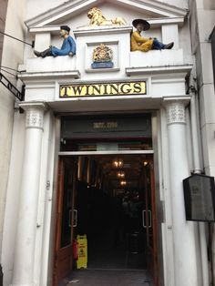Twinings Tea House and Museum, 216 Strand, Greater London