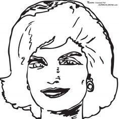 5 actividades para acercar a los niños al arte de Andy Warhol.
