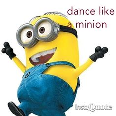 30 best minion theme ideas images on pinterest despicable me dance like a minion minion themea miniondespicable me toneelgroepblik Images