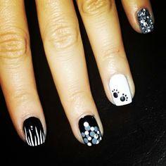 Mix nail