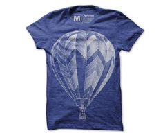 Balloon shirt by Free Clothing Co