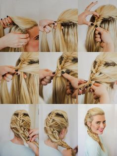 Quick Hairstyles Glamorous 50 Cool Braids That Are Actually Easy  50Th Easy And Hair Style