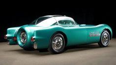 1954 Pontiac Bonneville - so sleek, futuristic, awesome! #vintage #1950s #cars