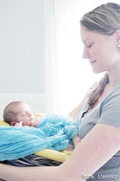 ensaio de família com recém-nascido