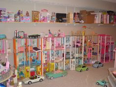 Townhouse row 2010 by Missypants, via Flickr