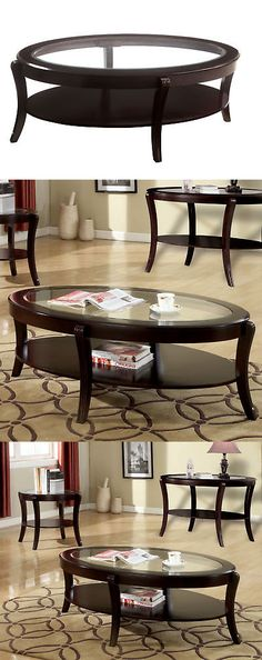 Antiques: Hokku Designs Garens Coffee Table -> BUY IT NOW ONLY: $253.99 on eBay!
