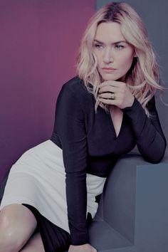 Kate Winslet photographed by Miller Mobley for THR (November 2015)