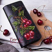 мужской кошелек, обложка, портмоне для автодокументов - купить или заказать в интернет-магазине на Ярмарке Мастеров | Кошелек предназначен для удобного хранения…