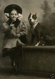 """America's Nanny Dog""  www.pitbullcrew.com"