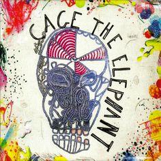 Cage the Elephant   Music fanart   fanart.tv