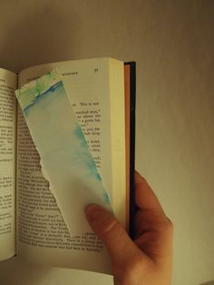 Abstract bookmark in Spring – 1 – The Casual Reply Arts & Crafts