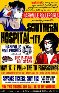 Southern Hospital-ity by m4sterb4tes, via Flickr