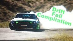 Best of Drift Fails Compilation 2014 - YouTube