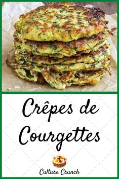 Discover recipes, home ideas, style inspiration and other ideas to try. Dessert Crepe Recipe, Dessert Crepes, Vegetarian Recipes, Cooking Recipes, Healthy Recipes, Veggie Egg Cups, Cooks Illustrated Recipes, Crockpot, Zuchinni Recipes