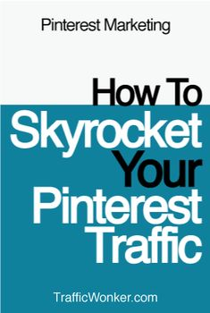 Do You Wonder How So Many Bloggers and Small Business Owners Get Tons of Traffic from Pinterest? Learn How I'm Driving Thousands of People from Pinterest Every Month with Almost Zero Effort. #trafficwonker #smallbusiness #startabusiness #blogingforbeginners Social Media Tips, Social Media Marketing, Digital Marketing, Pinterest For Business, Blogging For Beginners, Pinterest Marketing, 6 Years, Business Tips, Effort