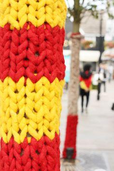 106 - 106 The Blog - Guerilla Knitting